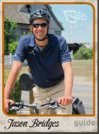 Jason Bridges, bike tour guide